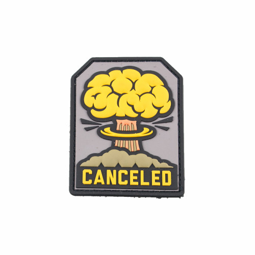 "Шеврон ""Canceled"""