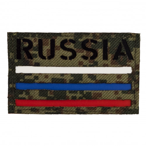 "Call Sign Patch ""Триколор"""