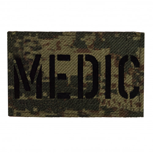 "Call Sign Patch ""Медик"""